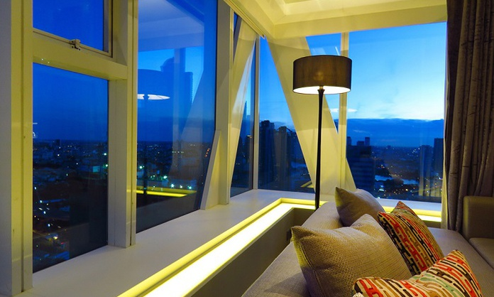 双卧室套房 Mode Sathorn Hotel Bangkok