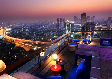 The Roof @38 Mode Sathorn Hotel Bangkok