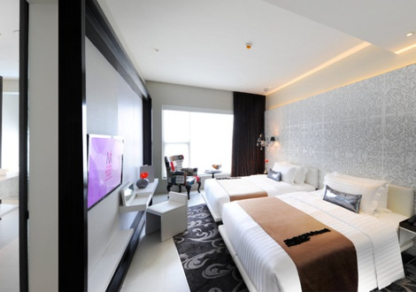 客房 Mode Sathorn Hotel Bangkok